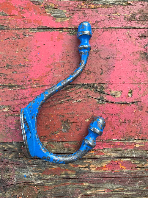 Turquoise door hook