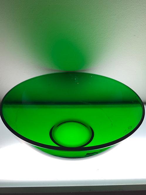 1970's Dutch glass bowl