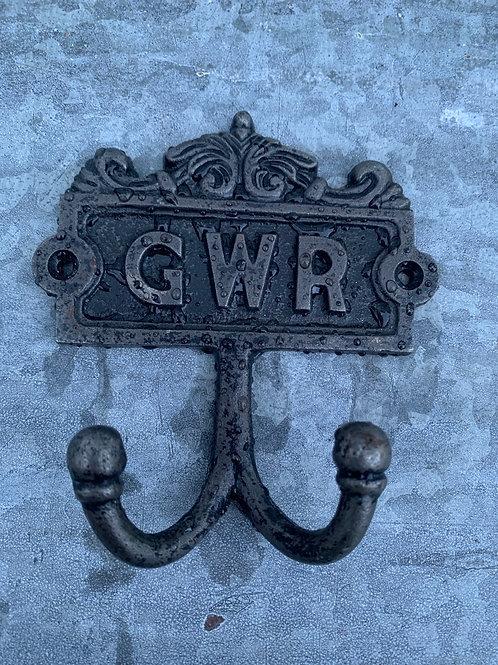 Black GWR hook