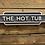 Thumbnail: 'The Hot Tub' sign