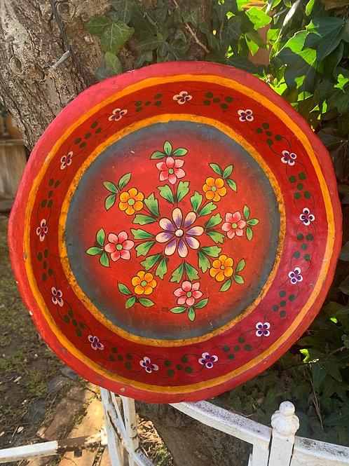 Indian decorative bowl