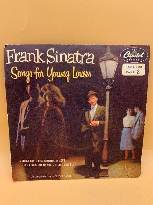 Vintage single vinyl