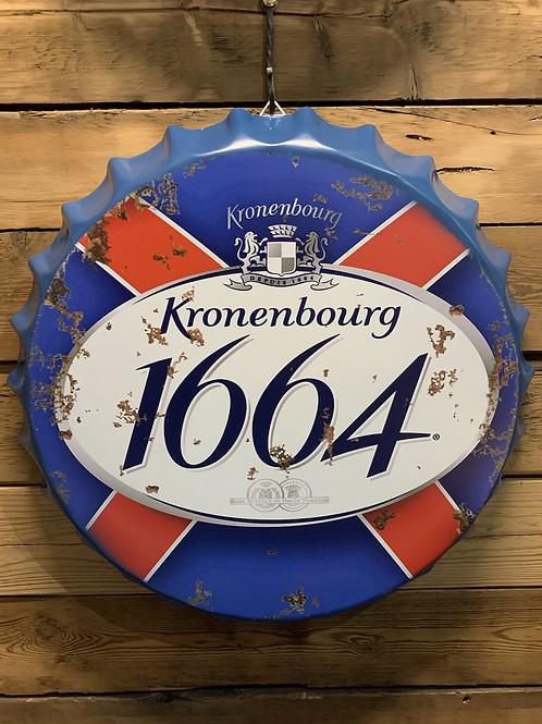 Giant Kronenburg 1664 bottle top