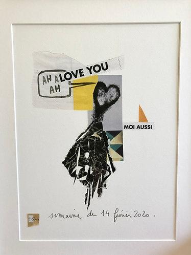 I love you, moi aussi