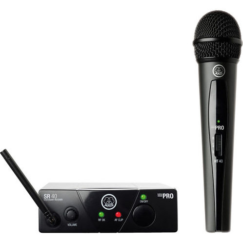 AKG WMS40 Mini Vocal Set 660.700 MHz