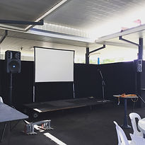 PA VIDEO PROJECTOR