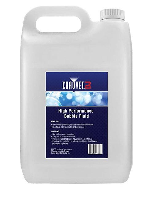 Chauvet DJ BF5 Bubble Machine Fluid – 5 Litre