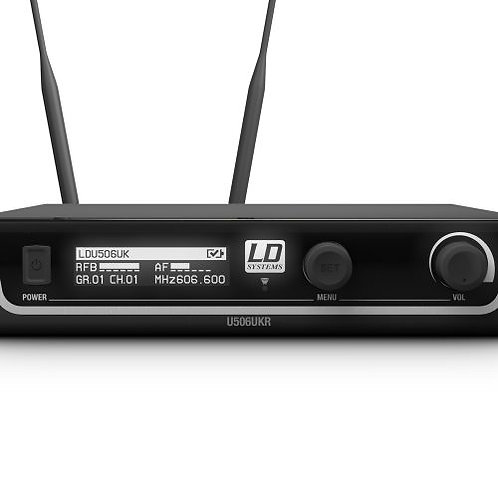 LD Systems U506 HHC Wireless Microphone System