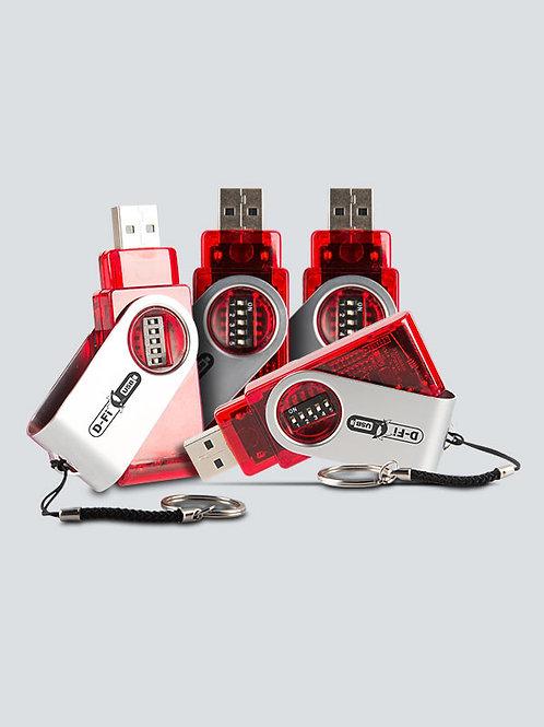 Chauvet D-Fi USB 4 PackWireless