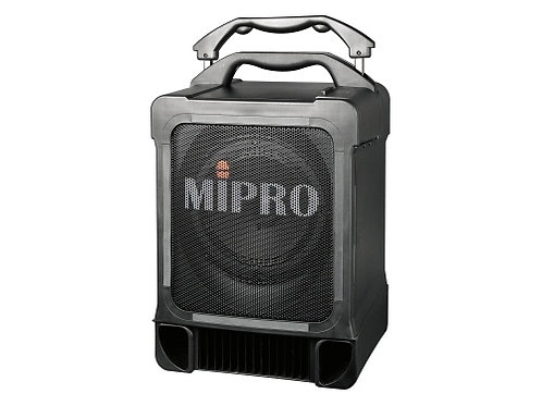 Mipro 707 PAM With Wireless Microphone Cover and Speaker Stand