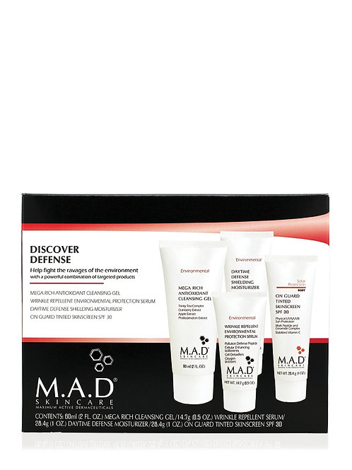 M.A.D Discover Defense KIT