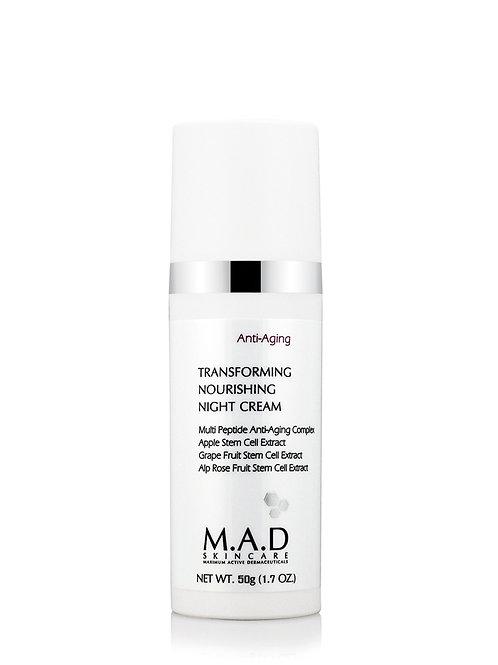 M.A.D Transforming Nourishing Night Cream