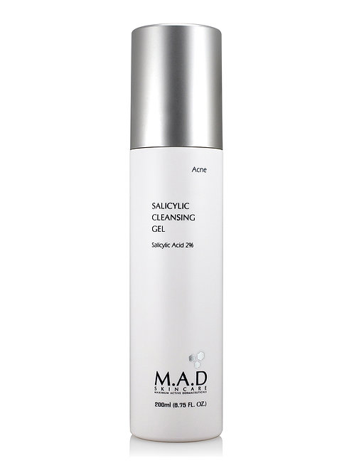 M.A.D Salicylic Cleansing Gel  2%