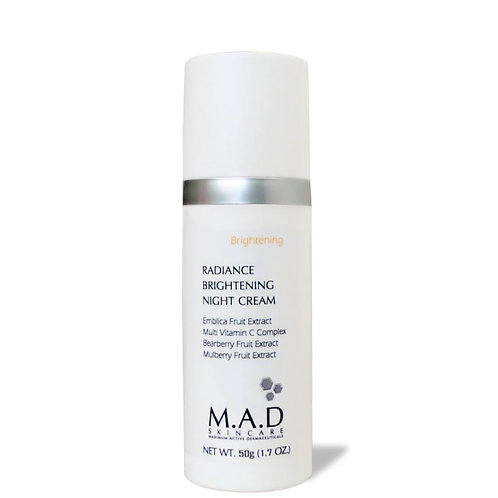 M.A.D Skincare Radiance Brightening Night Cream