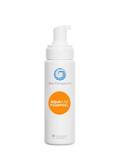 Bio-Therapeutic Aquafuse Foam Peel with Fan Brush
