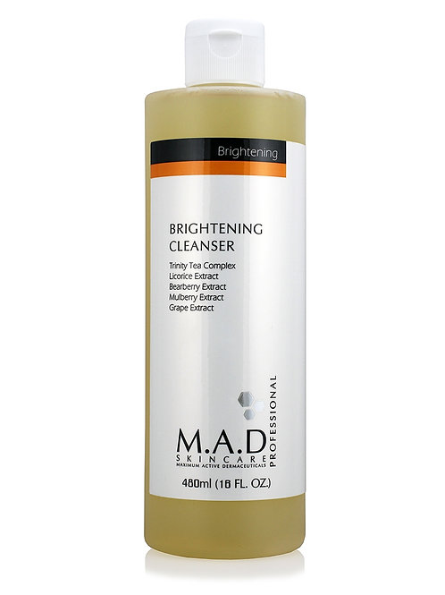 M.A.D Brightening Cleanser PRO size