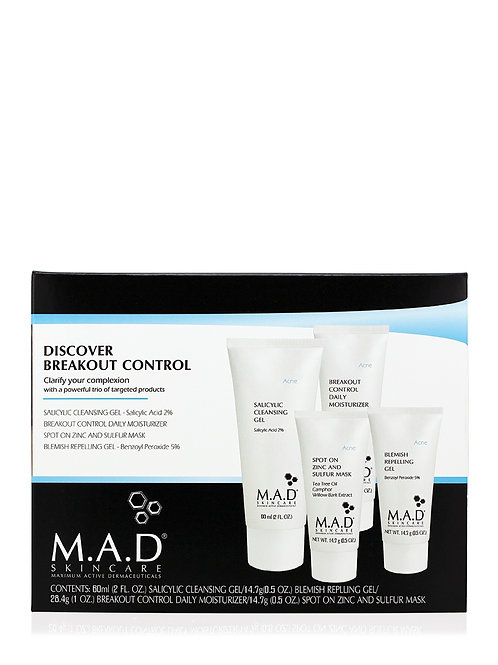 M.A.D Discover Breakout Control Kit