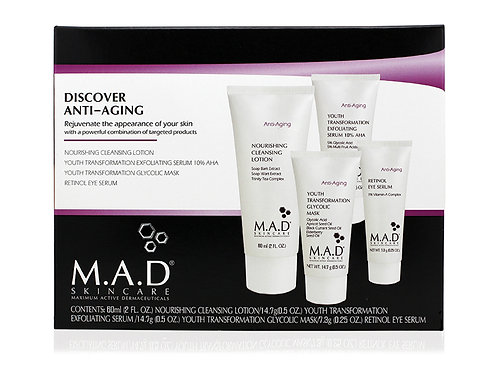 M.A.D Discover Anti-Aging KIT