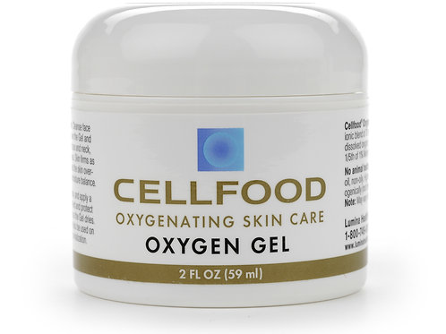 CELL FOOD Oxygen Gel