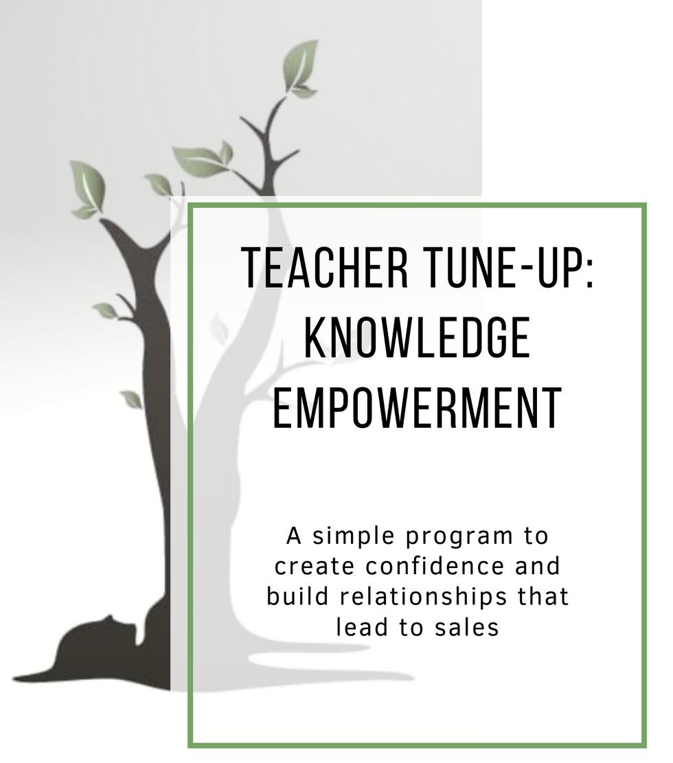 Teacher Tune-up Continuing Education