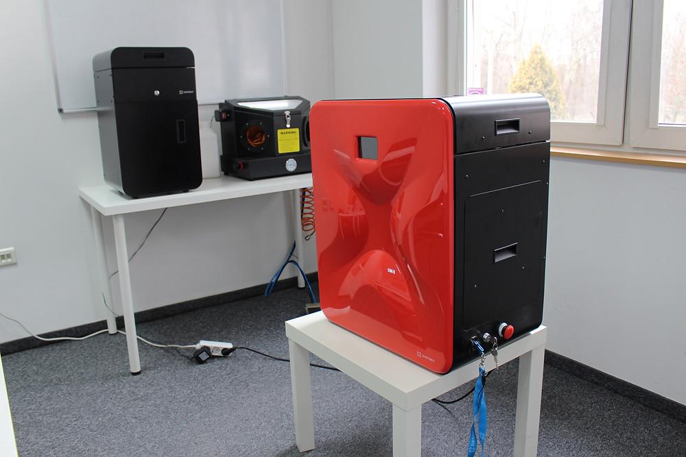 Full Desktop SLS System