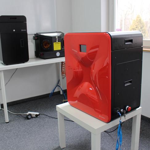 Desktop SLS Printer