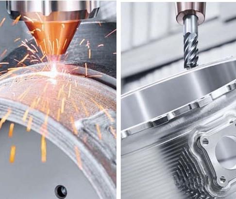 3D Printing Hybrid System