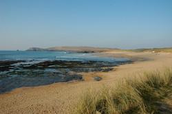 Sandymouth Bay Cornwall