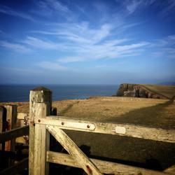Coastal path, Cornwall