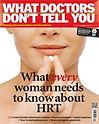 What Doctors Don't Tell You Juice & Raw Food Detox Retreat magazine logo