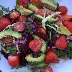 Ketogenic salad
