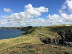 Coastal Path Cornwall