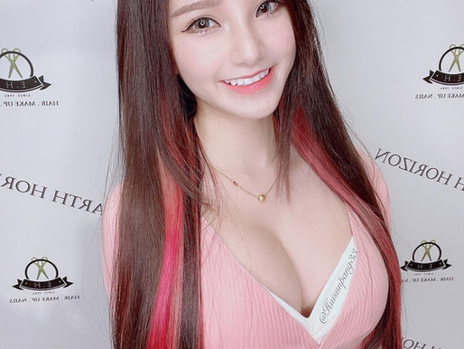 Beauty Breast with Pretty Face