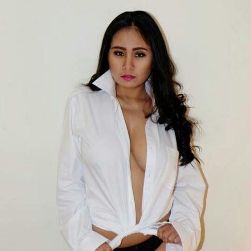 Miss Melan Indonesian Candy Model