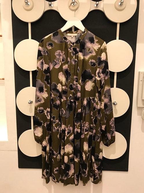 Midikleid mit Batikprint: Carli Dress Printed