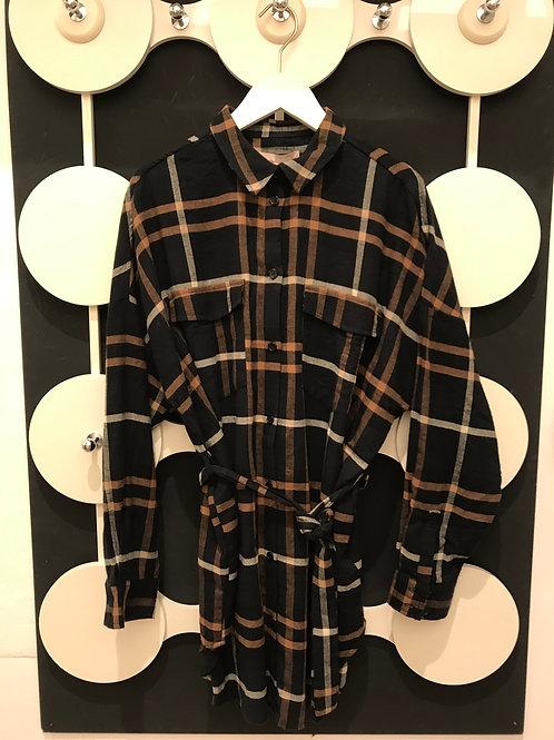 Holzfällerhemd Melina Long Shirt