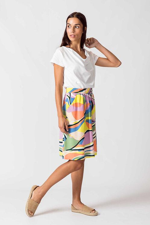 SKFK Rock Luzaide Skirt