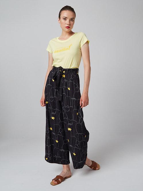 MME YEYE Hose 'A good idea trousers Cactus'