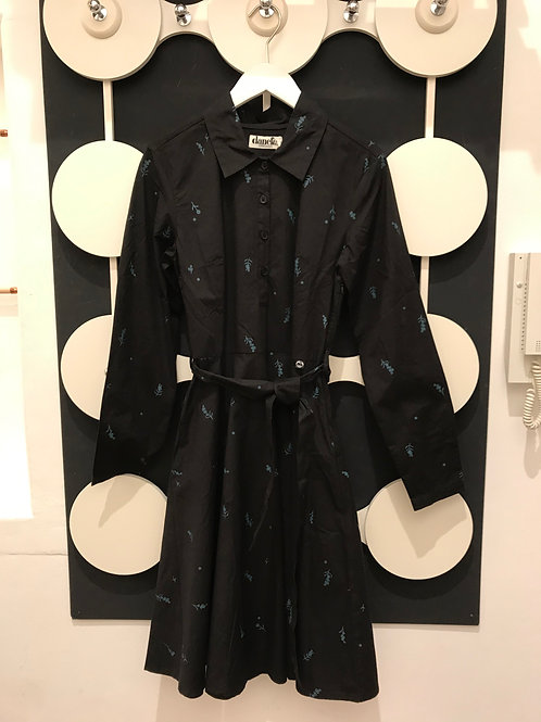 DANEFAE Kleid Ribe Dress