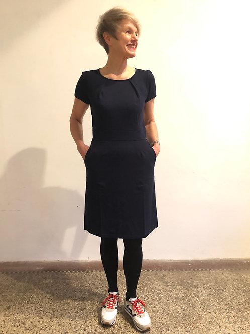 KING LOUIE Keid Mona Dress Milano Crepe