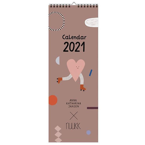 NUUK KALENDER 2021