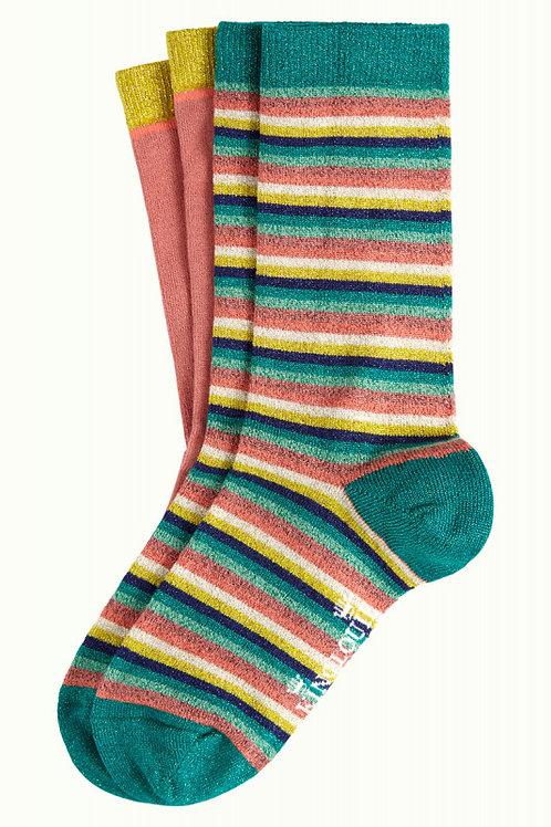KING LOUIE Socks 2-Pack Daydream