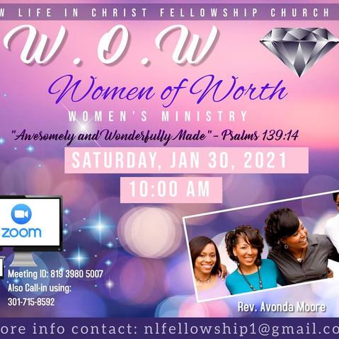 Women of Worth Women's Minsitry
