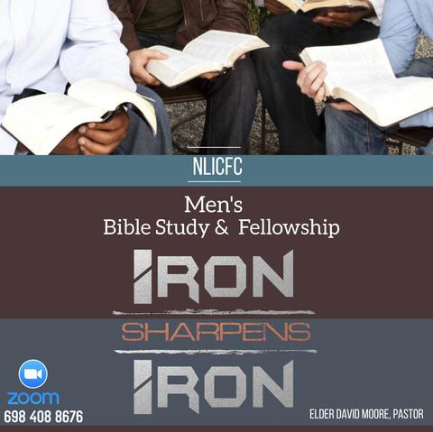 Iron Sharpen Iron Men's Ministry