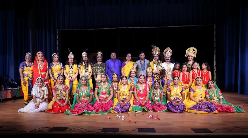 Ballet - Sarvam Krishna Mayam