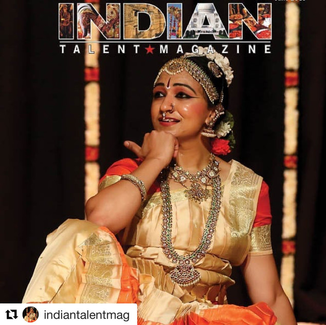 Indian Talent Magazine - June 2019