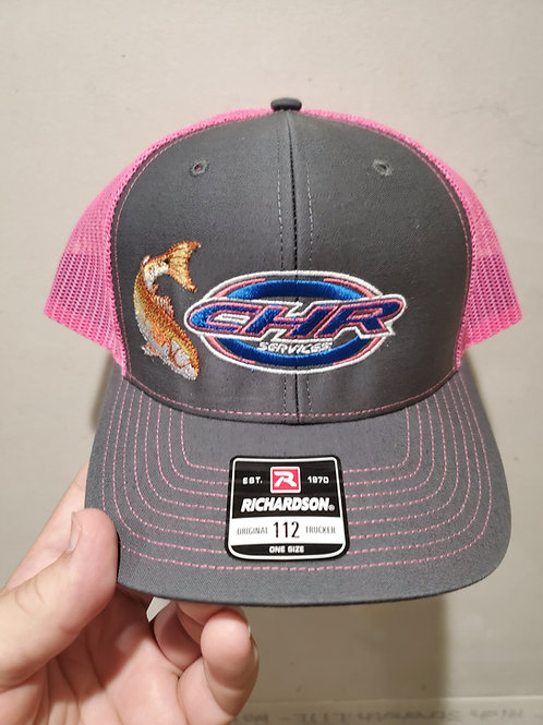 CHR Services Pink Ball Cap