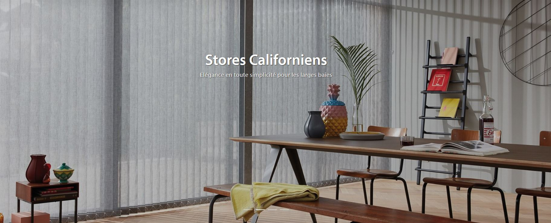 Store californien LUXAFLEX