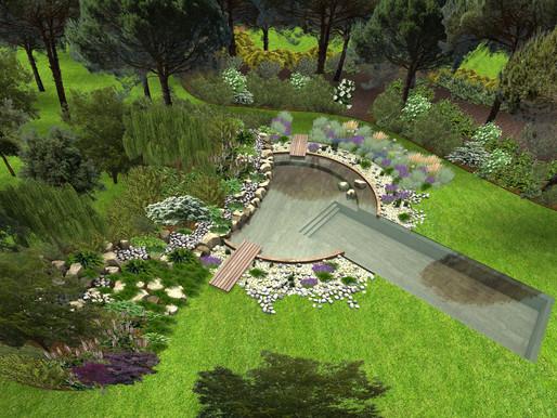 An organic design for an organic farm
