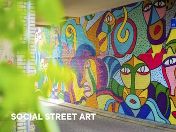 SOCIAL STREET ART